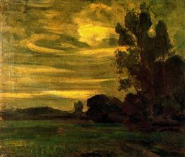 Piet-Mondrian-Landscape