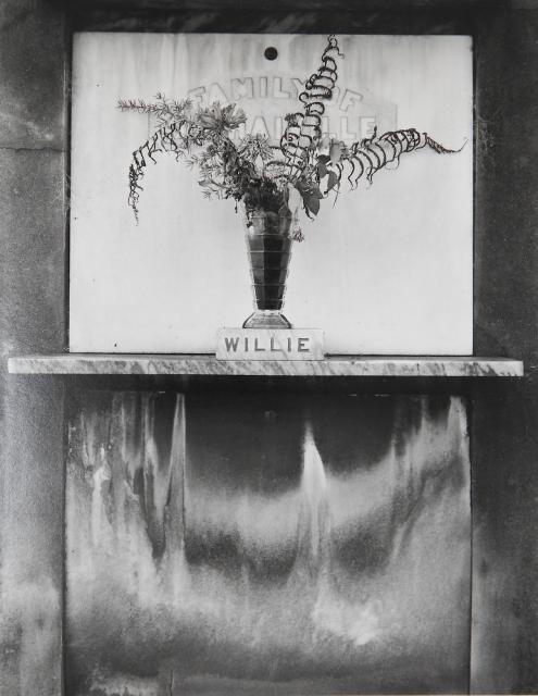 Willie, New Orleans, Edward Weston, 1941