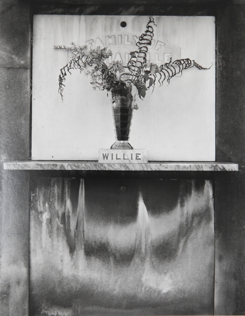 Willie, New Orleans, Edward Weston, 1941