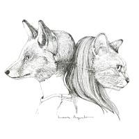 Las cabezas de animales de Laura Agustí
