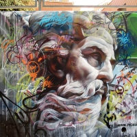 EL 'GRAFFITI CLÁSICO' DE PICHIAVO