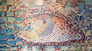 cirujia-ocular-atmosfera-mixta-collage-acrilico-madera-180x90